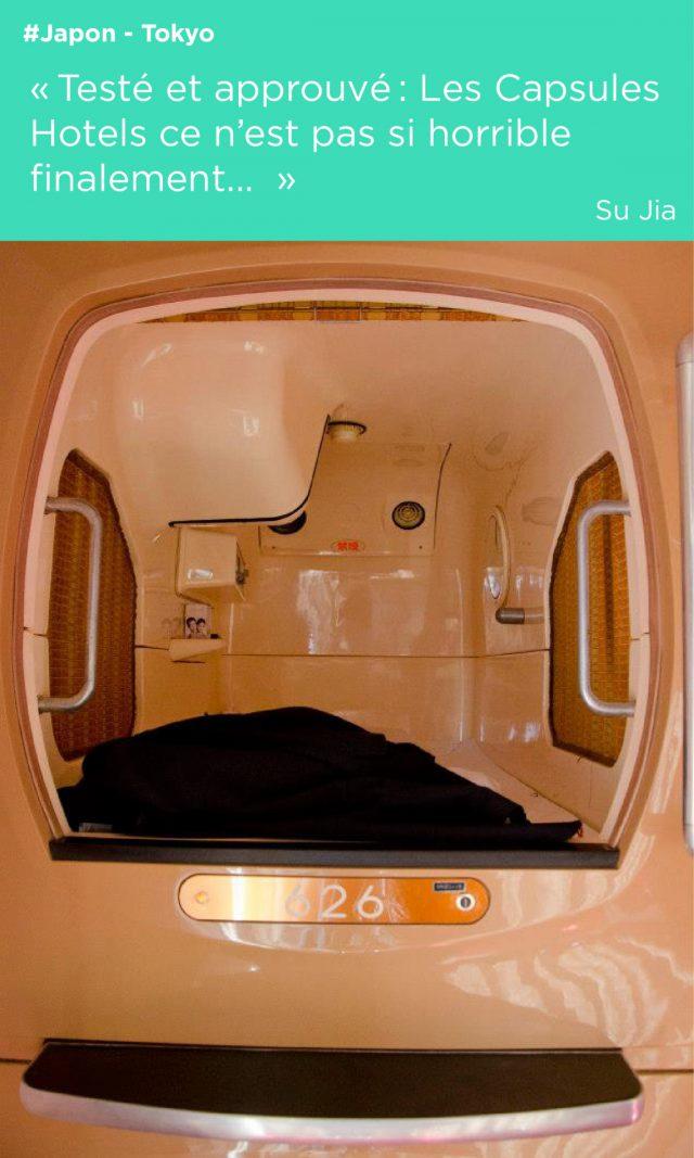 capsule hotels tokyo culture