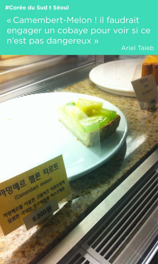 tarte camembert melon beurk