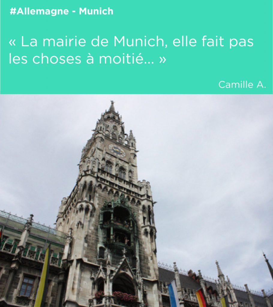 mairie de munich architecture design