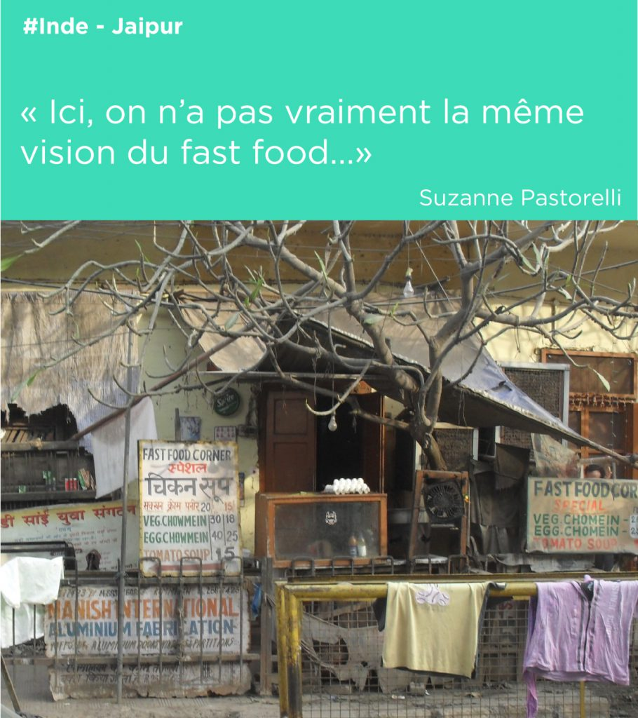 affichage fast food menu carte
