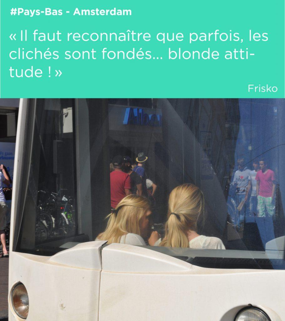 cliché sur les blondes