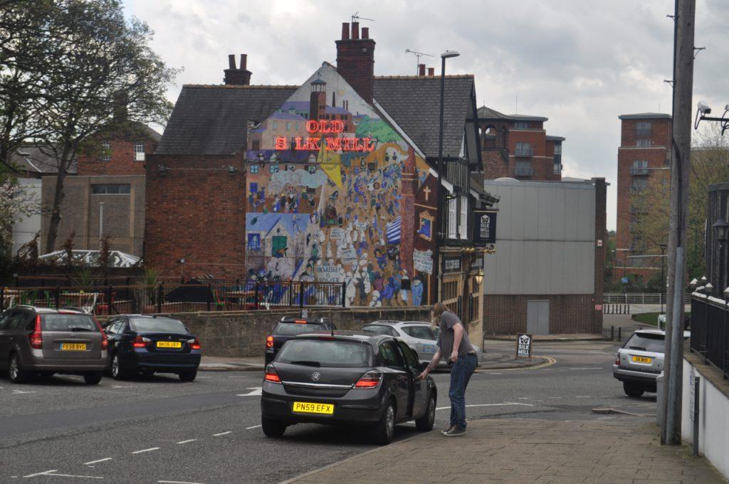 voisinage street art