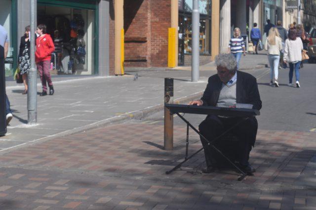 nottingham en musique