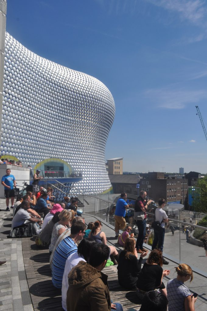 bullring architecture