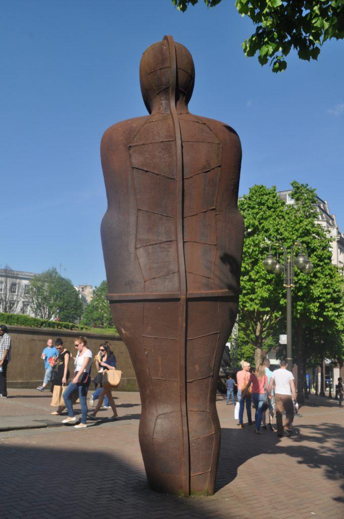 statue art birmingham