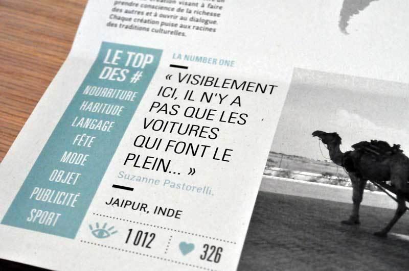 chameau graphiste strasbourg edition culture inde