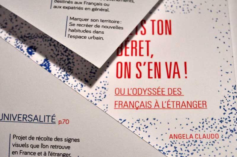 poster affiche couverture livre alsace strasbourg graphiste
