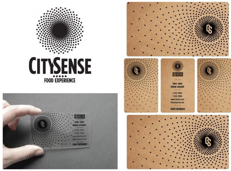 logo identité visuelle charte graphique alsace 67000 restaurant cuisine carte de correspondance et de visite