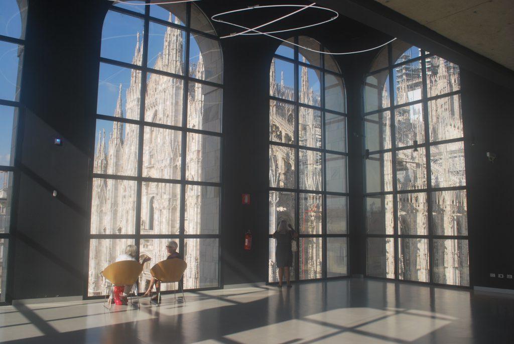 milan exposition graphiste strasbourg musée du novecento