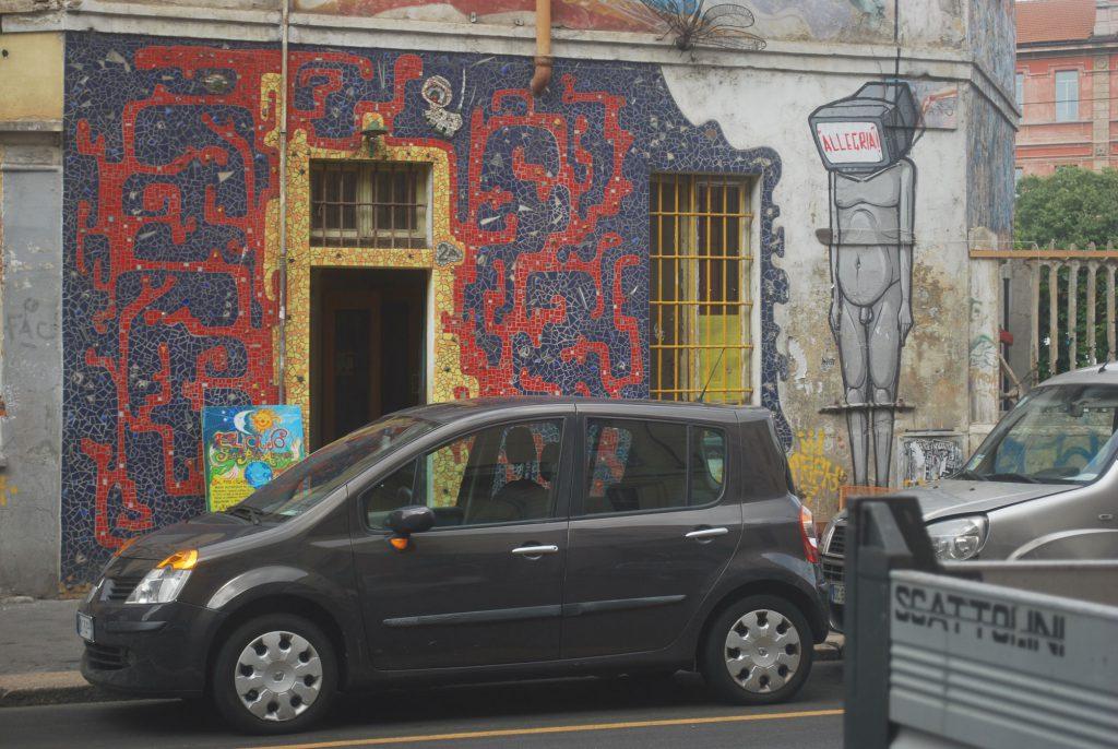 street art milan mosaique strasbourg graphiste grafitti designer