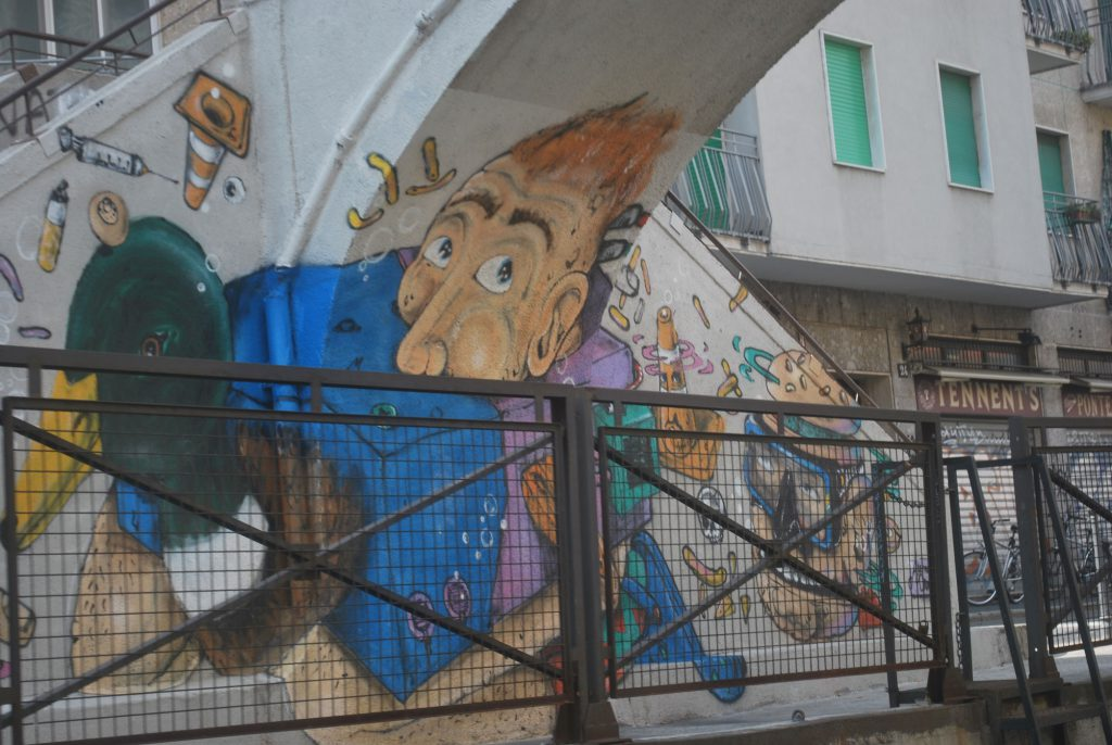 street art milan illustration caricature strasbourg graphiste grafitti designer
