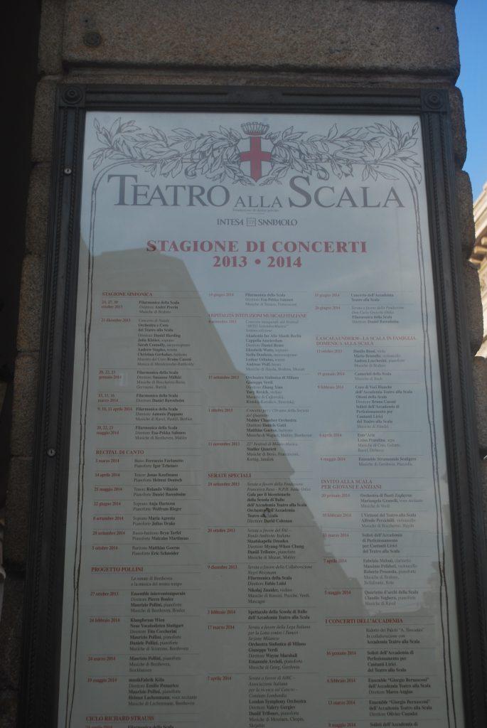 milan cathedrale graphiste strasbourg alsace teatre de la scala