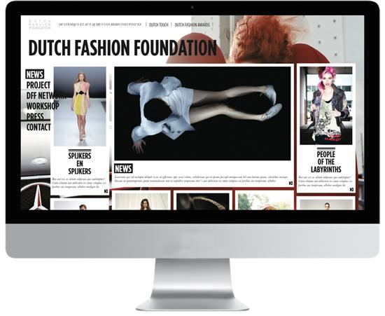 site web interface webdesing webdesigner fashion mode strasbourg graphiste