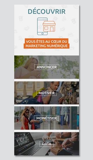 illustration et infographie pour application de la société applipro à strasbourg, marketing numerique