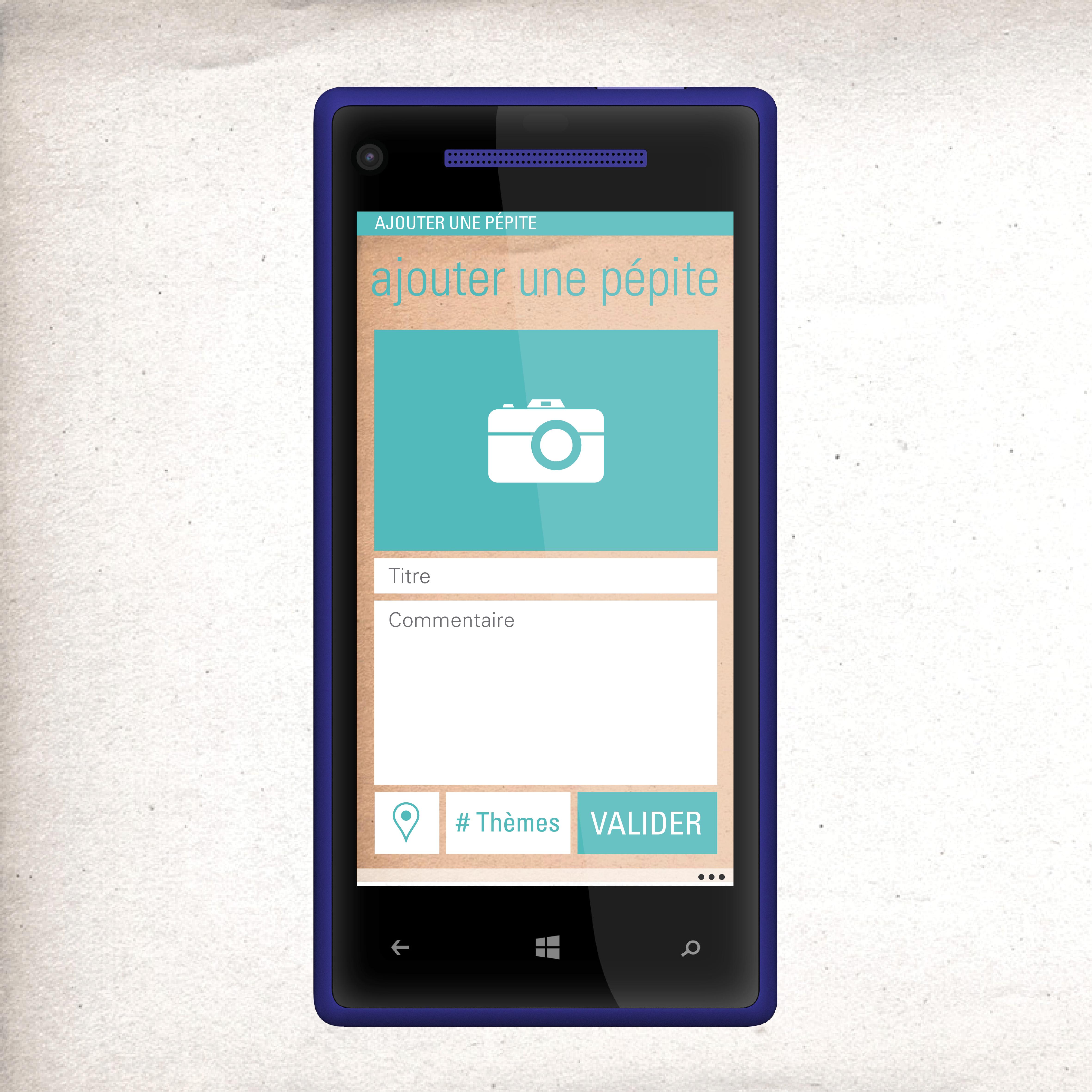 photo smartphone app alsace graphiste strasbourg