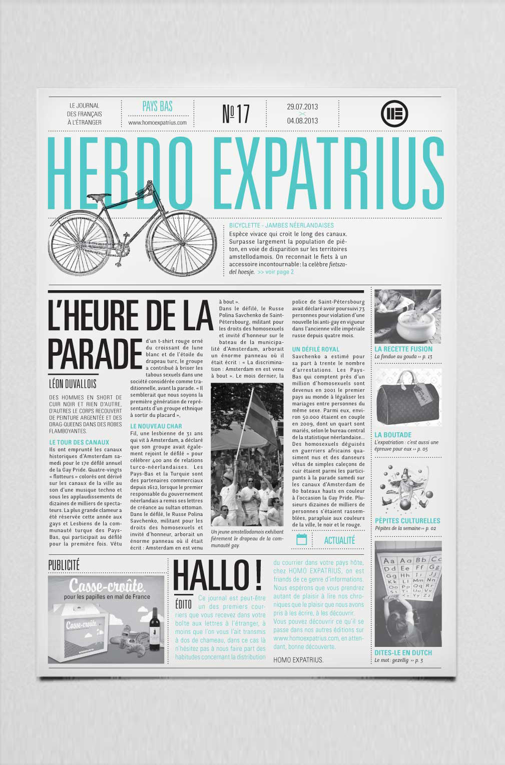 graphiste strasbourg freelance print journal magazine plaquette