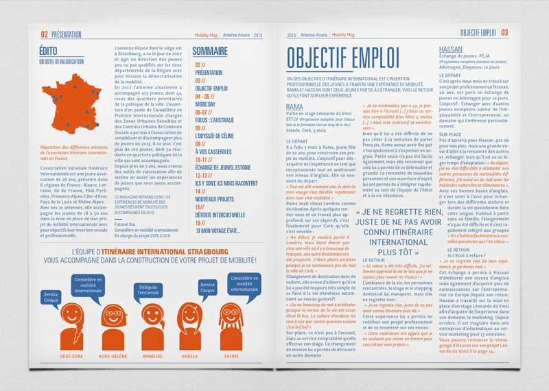 graphiste freelance strasbourg édition print