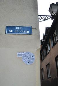 rue bouclier stras 67000